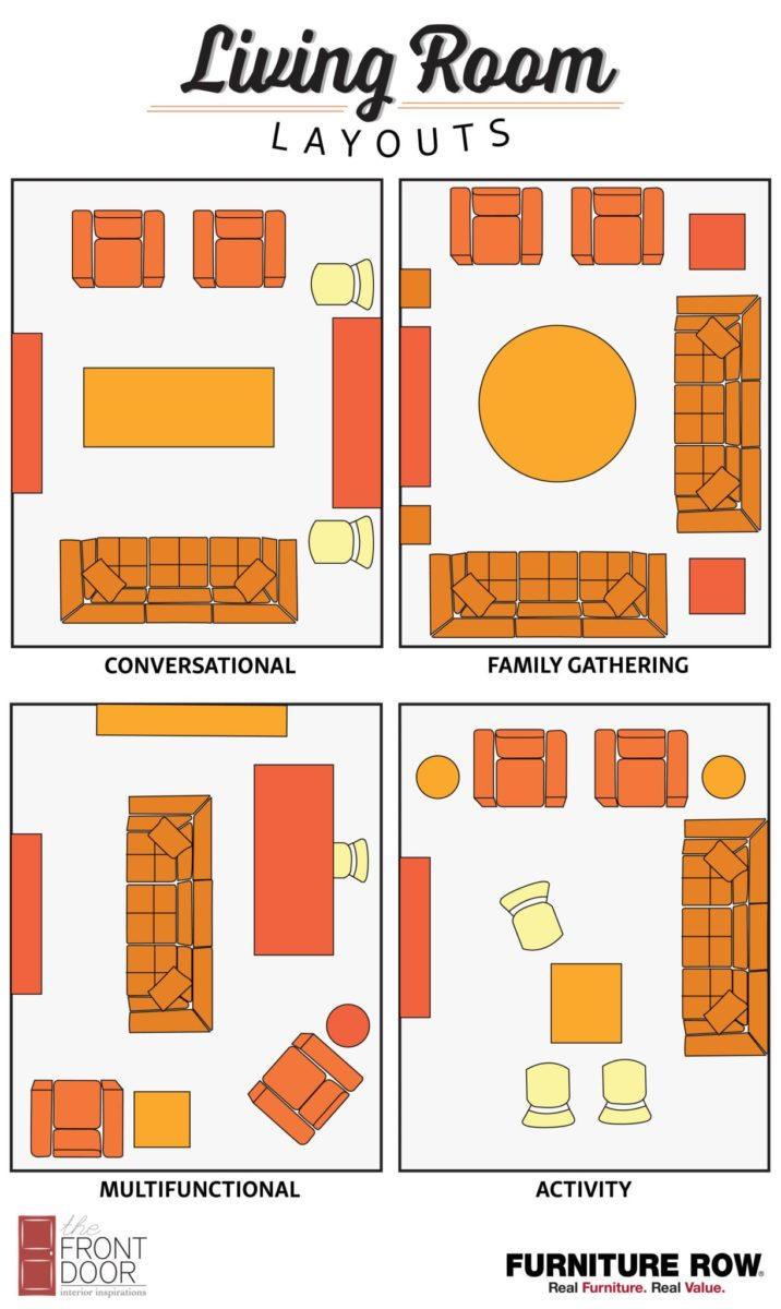 Living Room Layout Options
