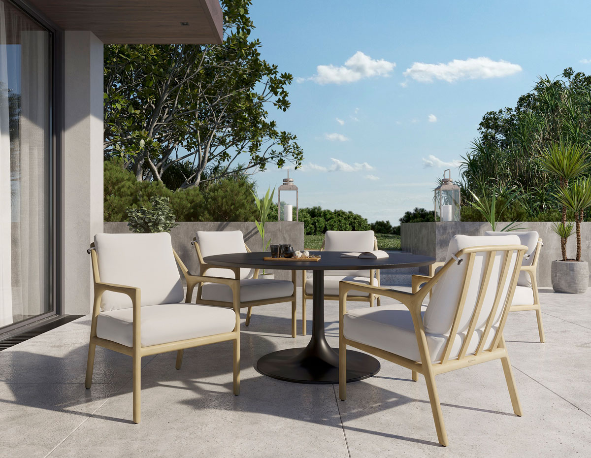 Castelle Patio Furniture Available at the Showroom