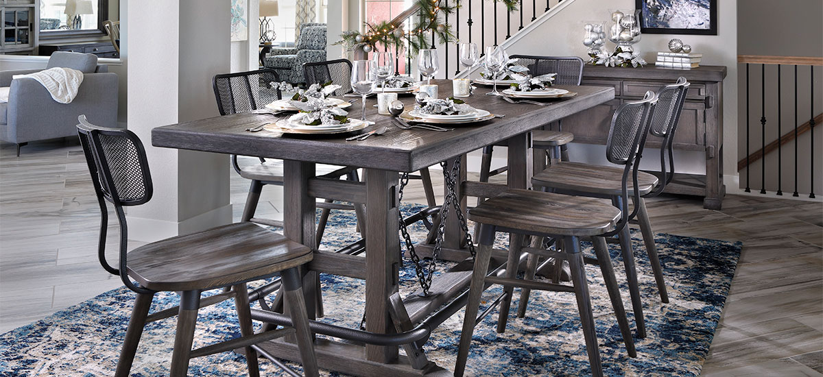 Whiskey River Dining Room Furniture on Sale