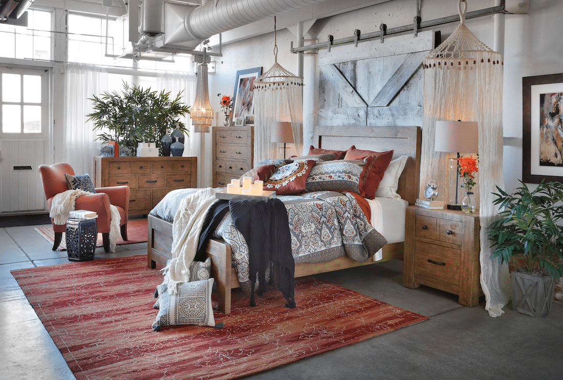 Boho Bedroom Design with Eden Cohen