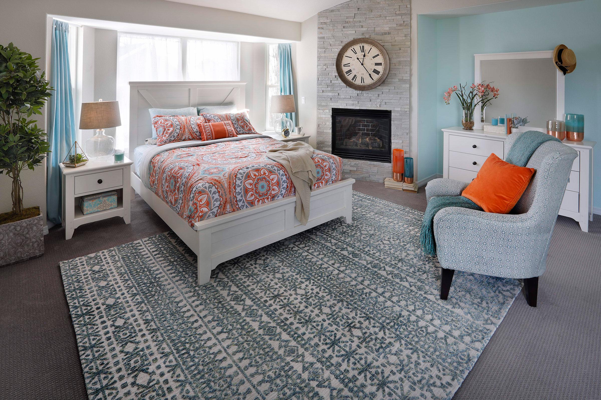 Soothing Bedroom Retreat - Toronto Bedroom Set