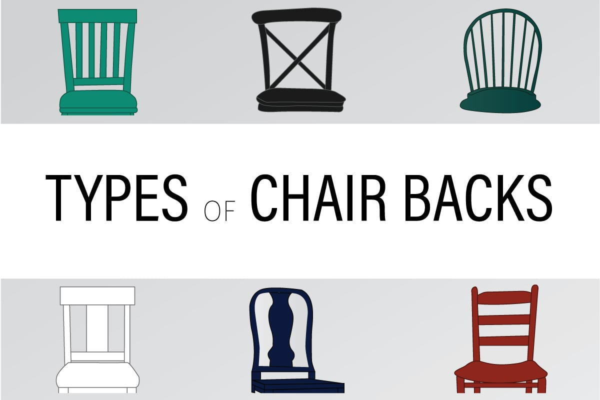 Furniture Glossary: Types of Chair Backs