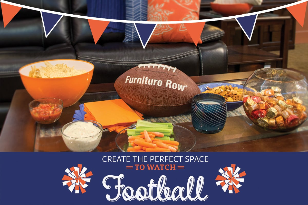 How to Create the Perfect Space to Watch Football