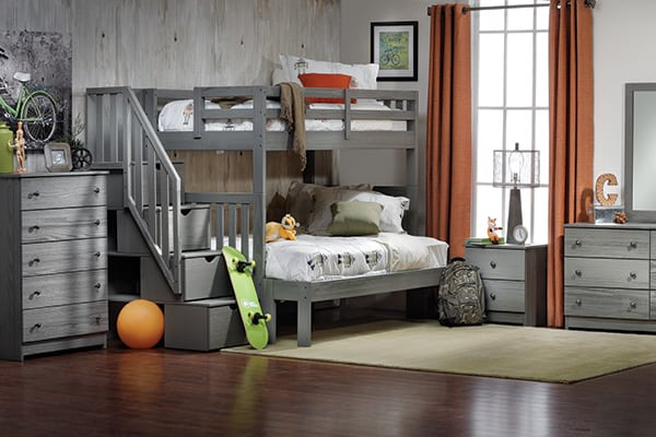 Inspiring Kids' Bedroom Ideas
