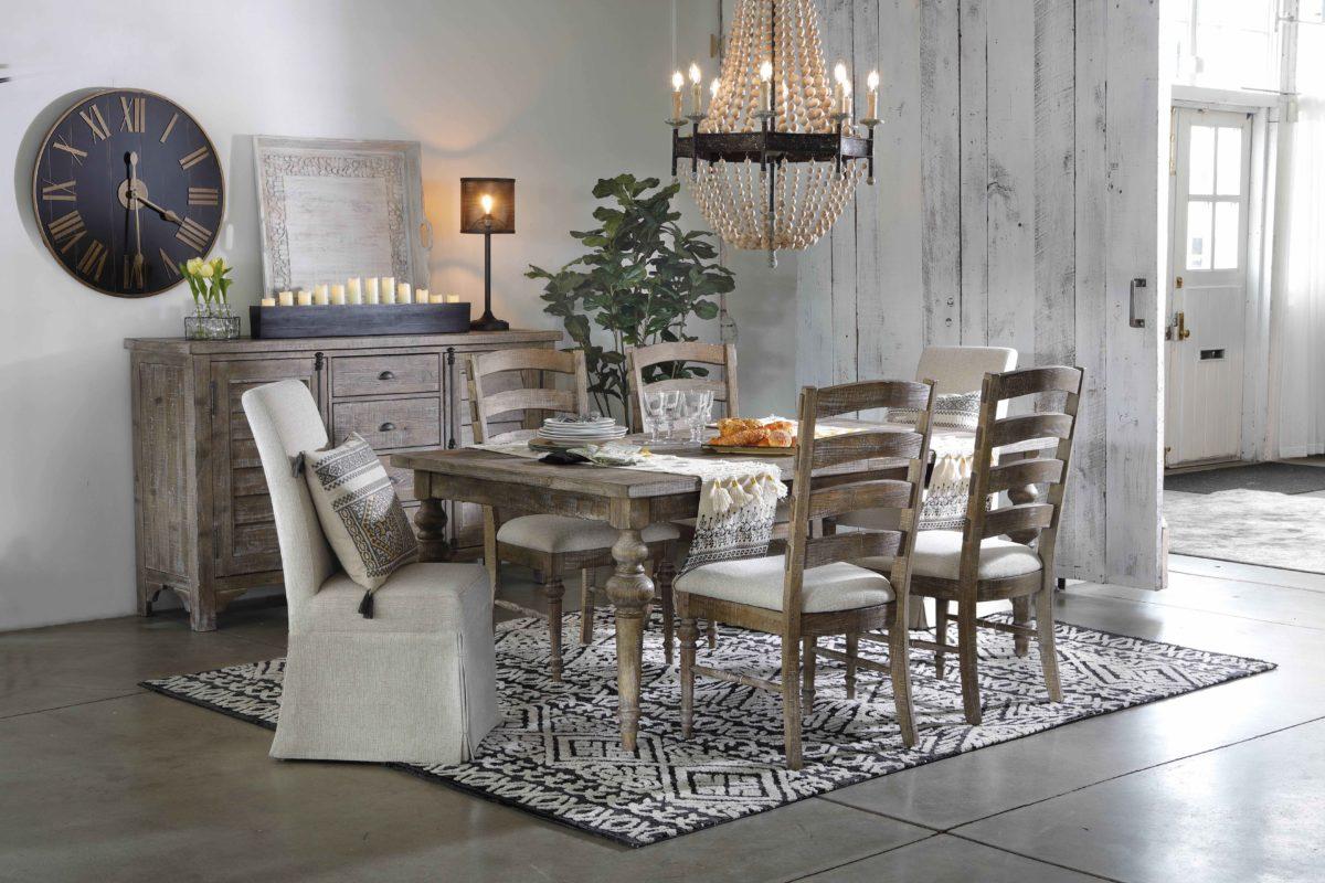 Get a Boho Inspired Dining Room with Designer Eden Cohen
